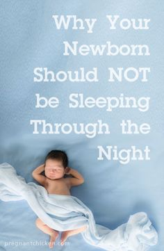 My Baby Stopped Sleeping Through the Night - KidsActivitiesBlog.com