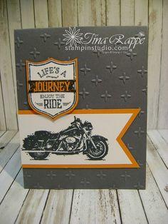 Stampin' Up! One Wild Ride