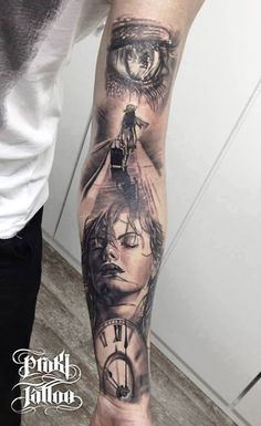 Great arm piece!