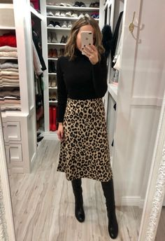 Fitting Room Snapshots and. - Lilly Style # Casual Outfits for work skirt Fitting Room Snapshots (Ann Taylor) ~ Lilly Style Style Outfits, Mode Outfits, Fall Outfits, Fashion Outfits, Casual Friday Work Outfits, Long Skirt Outfits, Office Outfits Women, Gym Outfits, Workout Outfits