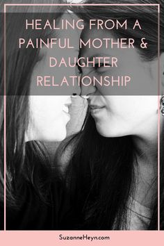 Healing from a painful mother/daughter relationships. Click through to learn how to heal and move on. Mother Daughter Quotes, Mother Daughter Relationships, Broken Relationships, Cousin Quotes, Grandmother Quotes, Daughter Birthday, Father Daughter, Healthy Relationships, Emotional Healing
