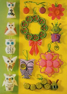 doe-c-doe: vintage craft magazine month - day two