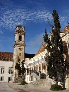 Universidade de Coimbra - Uma das Maravilhas de Portugal | Flickr – Compartilhamento de fotos!