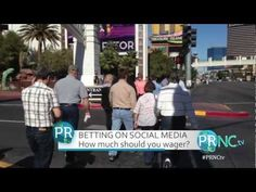 The debut of PRNC TV is finally here! Get public relations and social media tips, news, and advice with entertainment value!  The first segment from Las Vegas asks if social media is worth the gamble.  Check out the premiere and see how you should place your bet. Enjoy!