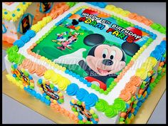 Mickey Mouse Edible Cake Images | Recent Photos The Commons Getty Collection Galleries World Map App ...