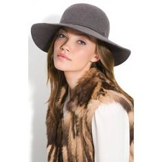 Wool Floppy Hat - assorted colors Sombreros 8754c51754c