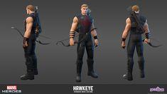 Hawkeye - Avengers Movie Costume