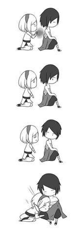 Sasuke y Sakura