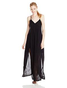 RTYou Maxi Dresses for Women Summer Sleeveless Floral Print Tank Long Maxi Dress