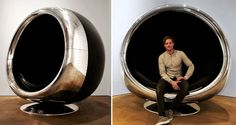Featured Image for We interviewed the guys who turn old airplane parts into furniture