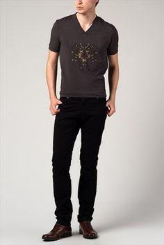 Ramsey - Şık Erkeğin Gardrobu - Siyah Pantolon 19084L3 %61 indirimle 69,99TL ile Trendyol da