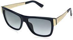 Gucci Sunglasses - 3718 / Frame: Black Gold Lens: Brown G... https://www.amazon.com/dp/B00MXR6HFA/ref=cm_sw_r_pi_dp_x_vq4gzb5YGE4SJ