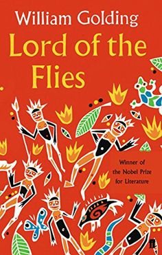 Lord of the Flies by William Golding http://www.amazon.co.uk/dp/0571191479/ref=cm_sw_r_pi_dp_rdLjvb03HVQ82