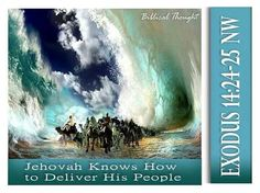 Jehovah will deliver the faithful.