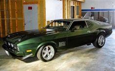 Mach1 Mustang