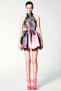 Christopher Kane 2011 Galaxy Dresses