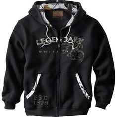 The Hemi of hoodies! Fully loaded with character to spare. Vintage washed, garment dyed heavyweight hoodie features a combination of authentic Realtree™ Hardwoods applique, detailed embroidery and distressed graphics to create one-of-a-kind, uniquely retro look. Comfortable ribbed cuff and hem. Generous, oversized cut. Satisfaction guaranteed.