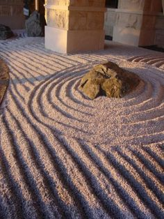 Love Zen Gardens, it's all about water