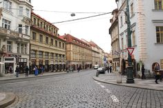 One of the best cities to stroll around - Prague.