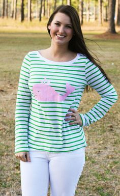 Nantucket Whale $38.00  The perfect knit for the beach, errands, casual dinner,or just hanging out! Mode is in a size small. #seaside#beachwear#nantucket#womensfashion#vacationwear#seashore#spring2015#spring#fashion#womensboutique