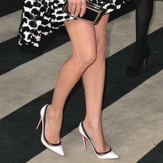 Louboutin chic Diane Kruger