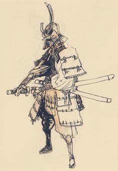 http://phobs-heh.tumblr.com/post/116467404610/azertip-blackyjunkgallery-some-samurais