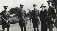 12 Aug. 1915. Gallipoli. 5th. Norfolks. 'The Sandringham Pals' better known as 'The Vanished Battalion',  as most of them perished in an ill-conceived attack at Suvla. Most were employed by the Royal Family at Sandringham. 2nd strange fact was that their bodies were not found. Lastly, long after the war, a strange story popped up, when 2 Gallipoli veterans declared they had seen the Norfolks march into a strange cloud, that engulfed them, then lifted and drifted away, leaving nobody behind. Gallipoli Campaign, English Poets, Weird Stories, World War I, Weird Facts, Wwi, First World, Bodies, March