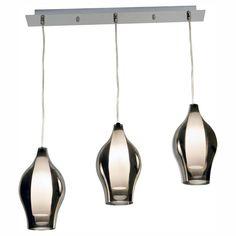 Φωτιστικό οροφής 3148/3M (Μήκος: 61 Βάθος: - Ύψος: 120)  - 162.00 Decor, Light, Lighting, Ceiling, Pendant Light, Home Decor, Ceiling Lights