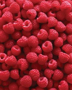 Just think how good those would taste. Dang! I wish I had some raspberries!