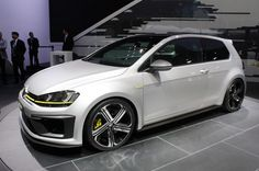The VW Golf R400 Concept Will Make it to Production http://www.motorverso.com/?p=9463