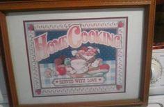 Summerville GA Online Flea Market: Kitchen Decor-Home Cooking Made With Love 11 1/2 x...