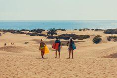 De Canarische eilanden zijn als winterzonbestemming mateloos populair. Dit komt omdat het er altijd warm is, door de windstromen uit de westelijke Sahara.