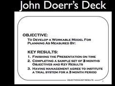 Google's Ranking System, OKR - Business Insider Business Analyst, Business Goals, Business Tips, John Doerr, What Is A Goal, Customer Lifetime Value, Make A Presentation, Larry Page, Leadership