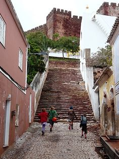 Silves #castle #Portugal