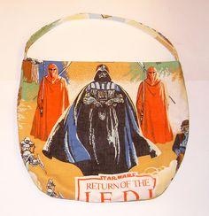 Star Wars Purse  Shoulder Bag Style  Endor Moon  by cupcakeusagi, $34.00