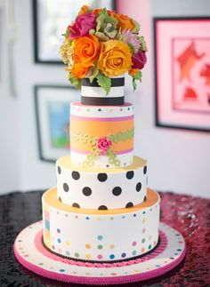 15 Pop Art Wedding Ideas to Steal Now - The Knot Blog