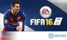 http://www.durmaplay.com/News/xbox-one-ea-access-ile-erken-oynama-firsati   EA bünyesindeki merkez stüdyolardan birisi olan EA Kanada'nin Ignite oyun motoru kullanarak gelistirdigi ve resmi olarak raflarda yerini almasina çok kisa bir süre kalan serinin yeni oyunu FIFA 16'dan Xbox One oyuncularina özel bir etkinlik geliyor  Su an için ön sipariste olan; Windows bilgisayarlar, konsollar ve mobil platformlarda oynanabilecek serinin son oyunu için EA Access erisimine