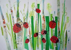 Primavera Primavera The post Primavera appeared first on Knutselen ideeën. Art Activities For Kids, Preschool Crafts, Art For Kids, Crafts For Kids, Arts And Crafts, Kindergarten Art Lessons, Art Lessons Elementary, Spring Art, Summer Art