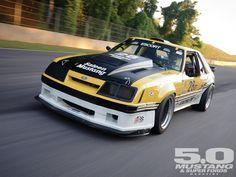 Fox Body Race Car