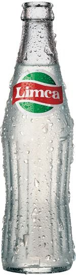Limca - Indian lemon-line soda drink