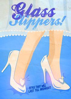 Cinderella Retro Ad by SimpleDisneyThings on deviantART