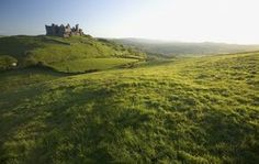 Carreg Cennen Castle, Trapp, Carmarthenshire, Wales is one of 6 must-visit places in Wales you've probably never heard of.