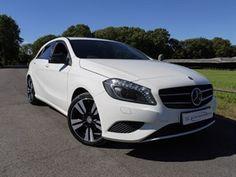 used Mercedes A180 CDI BLUEEFFICIENCY SPORT in surrey