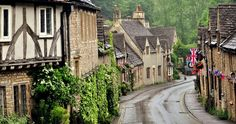 Castle Combe: el pueblo más bonito de Inglaterra