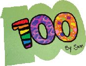 100th DAY BOOKS  Reading · Writing · Problem Solving   Book Idea #1  Write story starters on copies of the 100 outline for students to finish with pictures, words, or dictated sentences. Glue a 100th Day Designer Cut-Out to the cover.   I wish I had 100 __________.   I wouldn't want 100 __________.   I can make 100 __________.   I can eat 100 __________.   I could never eat 100 __________.   Having 100 __________ could really be a problem!   In 100 years I hope that I can __________.   I can…