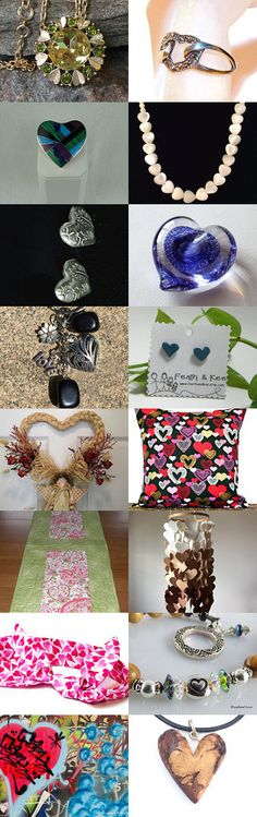 Hearts Afire  from the TEMPT Team by Randy and Lynn on Etsy--Pinned+with+TreasuryPin.com