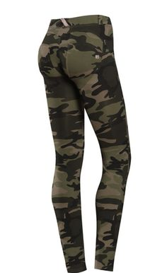 Wr.Up Tights Skinnyfit Camo