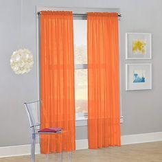99 Best Orange Curtains Ideas Orange Curtains Curtains Drapes Curtains