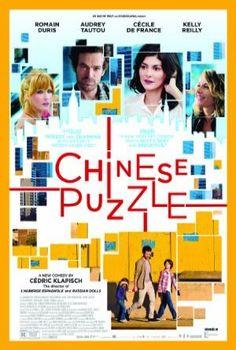 Chinese Puzzle / Aşk Bilmecesi / Casse-tête chinois (2013)