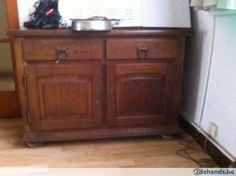 Antieke meubelset